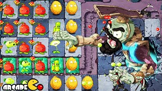 Plants Vs Zombies 2 Online - Qin Shi Huang Mausoleum Zomboss Battle