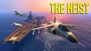 getlinkyoutube.com-[GTA 5] The Hydra Heist! w/ Bazza & Tyrodin