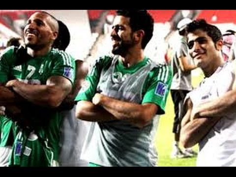 الخمسة الكبار :مجانين الأهلي | #FIFA14