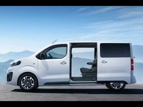 2020 OPEL ZAFIRA LIFE - Drive & Design of the NEW 9-seater MPV from Opel!!