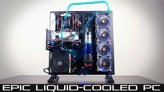getlinkyoutube.com-Epic Liquid-Cooled PC Build Guide - Intel 6800k/GTX 1080 (Part 1)