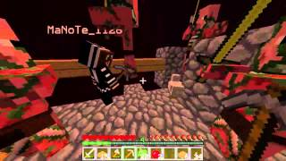 getlinkyoutube.com-[Minecraft1.7.10]ฮาร์ดคอ # 5 Skyblock ทำสปาวพิ๊กซอมบี้