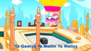 getlinkyoutube.com-Asmaul Husnah - untuk anak