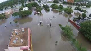 Houston 2015 Flooding
