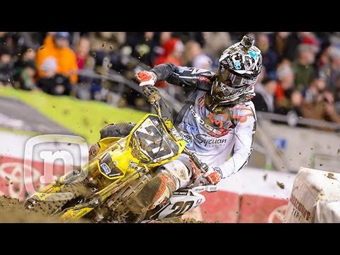 Broc Tickle—A Day In The Life: RCH Racing Ep. 3
