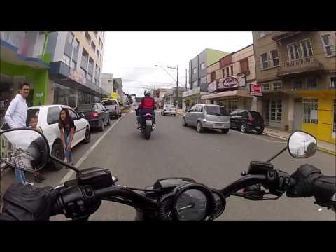 Rolé de moto em Mafra e Rio Negro