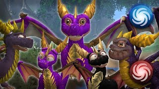 getlinkyoutube.com-Spore - Spyro Generations