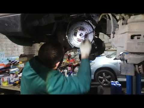Жесть на СТО коробка Lexus rx 400h