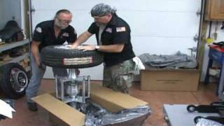 getlinkyoutube.com-Mercer County Choppers Tryke Build
