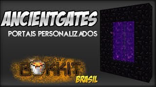 getlinkyoutube.com-[Plugin] AncientGates - Portais de Vários Materiais