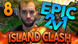 "getlinkyoutube.com-Minecraft ISLAND CLASH: EPISODE 8 ""HARDEST WAR YET?!"" w/ Preston and MrWoofless"
