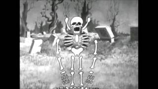 getlinkyoutube.com-Skeleton Dance Remix