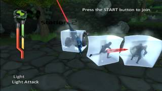 getlinkyoutube.com-لعبة بن تن  Alien Force