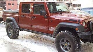 getlinkyoutube.com-Wild-Looking Jeep Wrangler, Chrysler Confirms New Minivan - Autoline Daily 1535