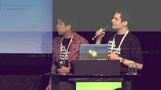 Por que programação reativa? - Felipe Costa e Bruno Kosawa