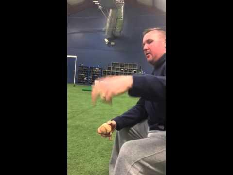 How To Throw Curveball- Derek Johnson Raw Footage