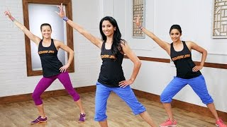 getlinkyoutube.com-Bombay Jam Bollywood Dance Workout! Burn Calories While Having a Blast | Class FitSugar