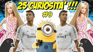 getlinkyoutube.com-25 Curiosità PAZZESCHE - #9 | Minions, Barbie su Instagram e Cristiano Ronaldo