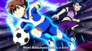 getlinkyoutube.com-Inazuma Eleven Go Galaxy : O despertar da Soul´s de Tenma e Tsurugi