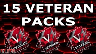getlinkyoutube.com-15 Veteran Packs - Best Ending Ever!