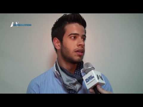 Adham Nabulsi - Interview X Factor Arabia       