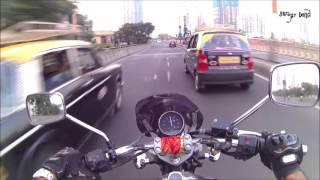 getlinkyoutube.com-Avenger 220 vs Avenger 220 | Street Racing | Mumbai