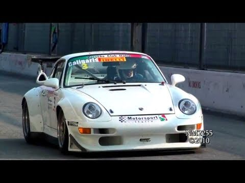 Twin Turbo Porsche 993 GT2 EVO LOUD SOUND