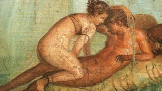 Explicit Graffiti from Pompeii (Very NSFW)
