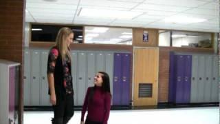 getlinkyoutube.com-Tall girl
