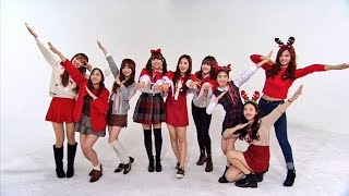 getlinkyoutube.com-[Lov8z][Vietsub]151223 Weekly Idol Christmas Special  - TWICE, GFriend & Lovelyz