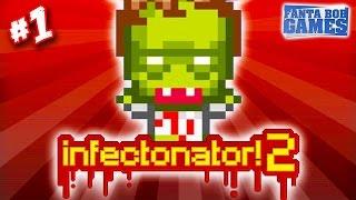 getlinkyoutube.com-DES ZOMBIS DELICIEUX !!! Infectonator (1/2) par Bob Lennon