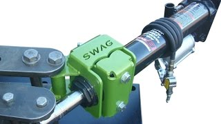 getlinkyoutube.com-SWAG Harbor Freight Air Hydraulic Tube Bender Attachment