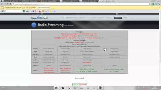 getlinkyoutube.com-Criando conta listen2myradio 2011 - HD