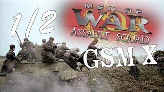 getlinkyoutube.com-GSM X - Soviet Trench Assault Part 1/2