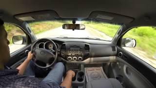getlinkyoutube.com-2010 Toyota Tacoma Test Drive