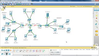 getlinkyoutube.com-Create Computer Network With Cisco Packet Tracer
