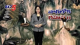 The Real Naag-Lok   Patal Bhuvaneshwar Cave Sectrets   Unbelievable Stories   TV5 News width=