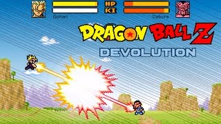 getlinkyoutube.com-Dragon Ball Z Devolution: The Buu Saga! - Part 1 (New Version 1.2.2)