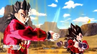 getlinkyoutube.com-GOHAN AND VEGETA FUSION?! | Dragon Ball Xenoverse [Episode 47]