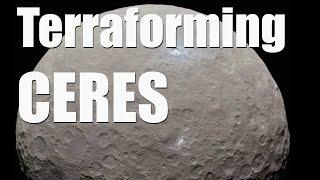 getlinkyoutube.com-Terraforming CERES - Universe Sandbox 2