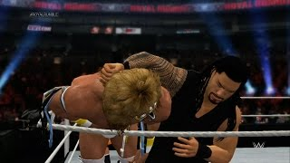 getlinkyoutube.com-WWE 2K15 - Royal Rumble (30-Man Royal Rumble) 1080p HD