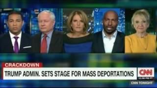 Don Lemon Trump administration sets Stage for Mass Deportations