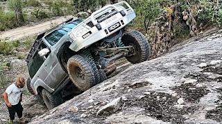 getlinkyoutube.com-4x4 Rock Crawling @ Belanglo