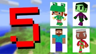 getlinkyoutube.com-✔ Minecraft: 5 Mobs That Were Never Added