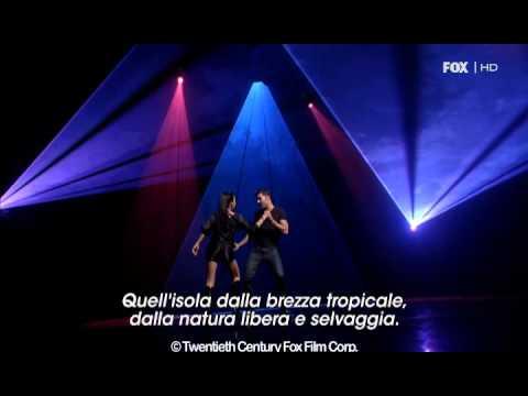 """Glee 3x12 - """"La Isla Bonita"""" (Madonna)"""