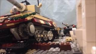 getlinkyoutube.com-The Battle of Ramelle (final battle of saving Private Ryan)