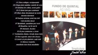getlinkyoutube.com-Fundo de quintal Completo -  simplicidade {2000}  - Jamiel Silva