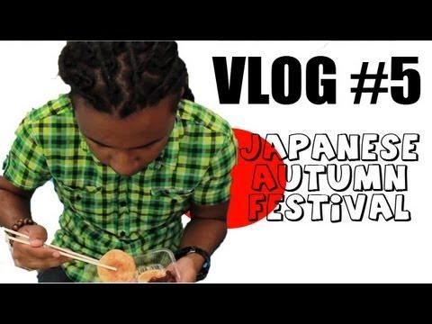 JAPANESE AUTUMN FESTIVAL | VLOG #5