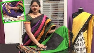 getlinkyoutube.com-Style File || Designer Party Wear Sarees || Latest Trendy Sarees