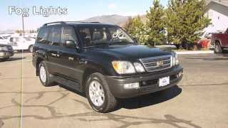 2003 Lexus LX 470 For Sale Summit Ford Silverthorne, Colorado P1876A